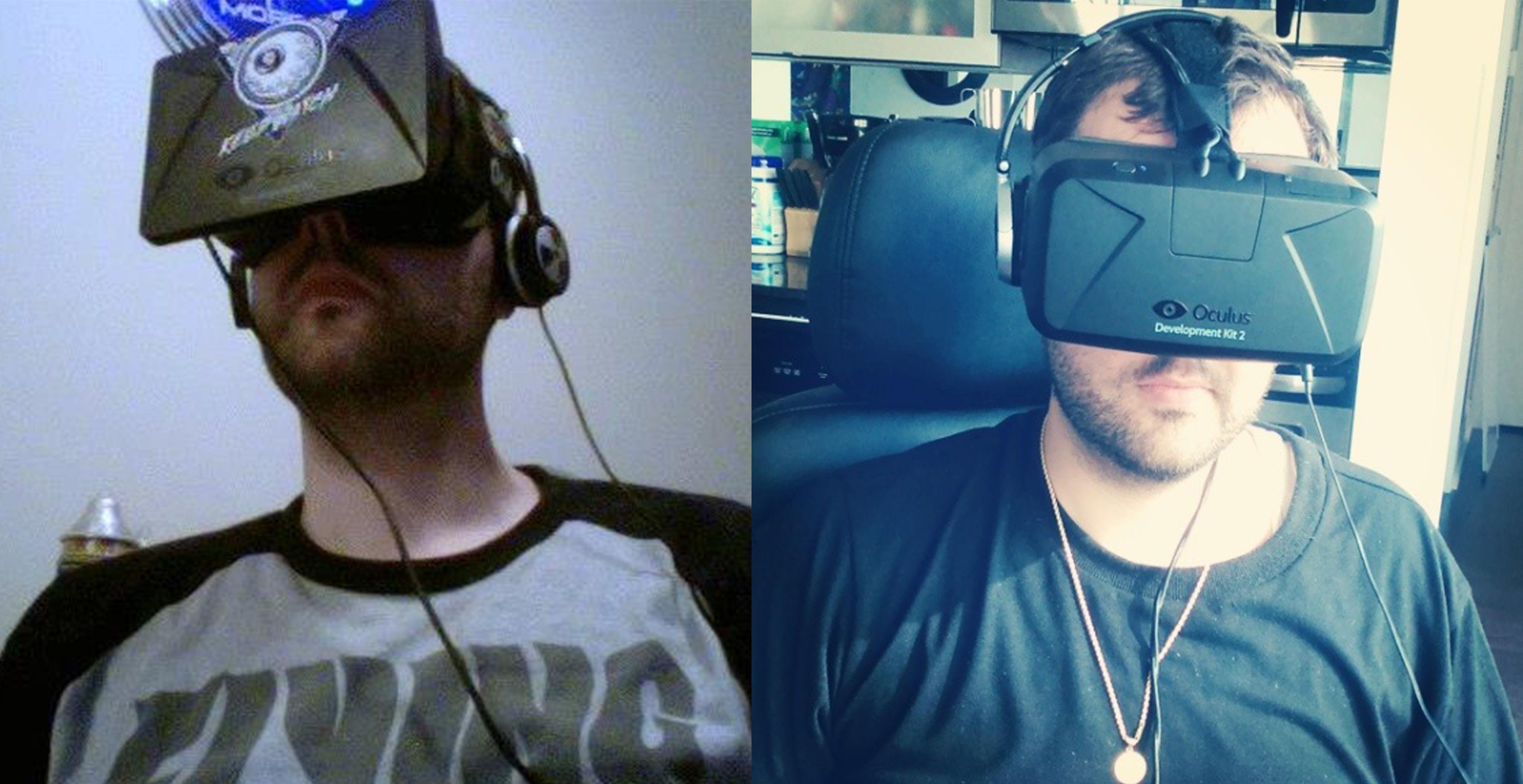 scott camball oculus vr