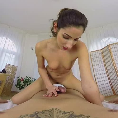 Sex Filled Massage with French Girl