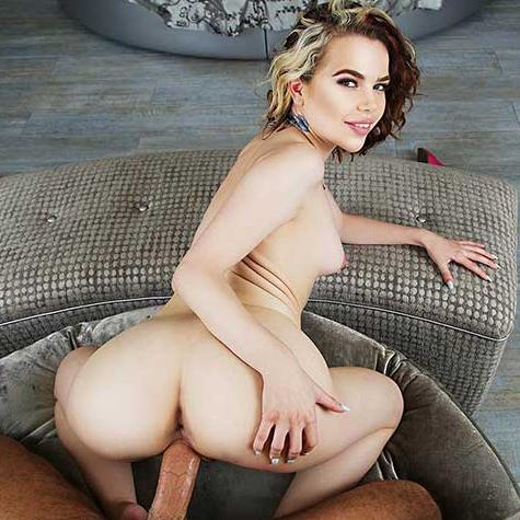 Cumshot Mess with Alina West