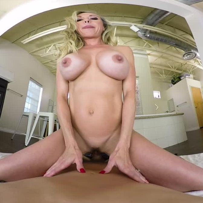 Big Tits MILF Rides Your Cock