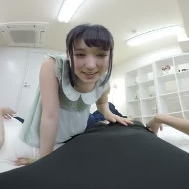 Japanese Anal VR Porn Slaying
