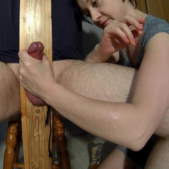 are mistaken. she gets a creampie in her black snatch final, sorry, but
