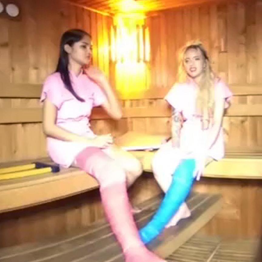 Lesbian Spa Day
