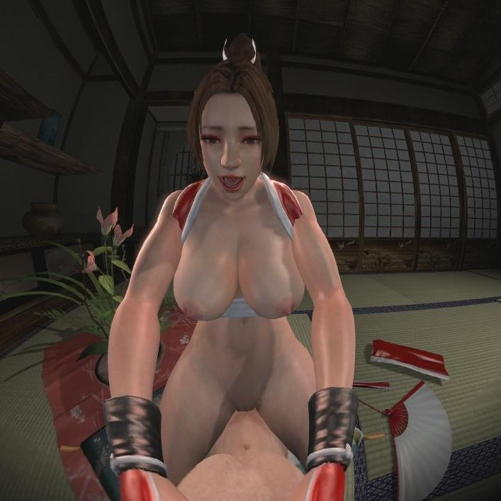 Bit Tits And POV Cowgirl Riding In VR