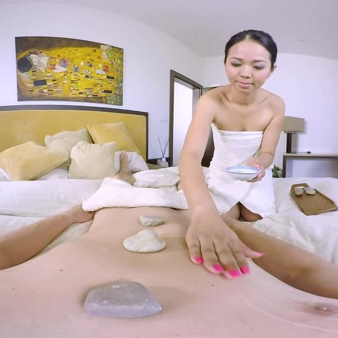 Thai Massage Ends In Pure Pleasure
