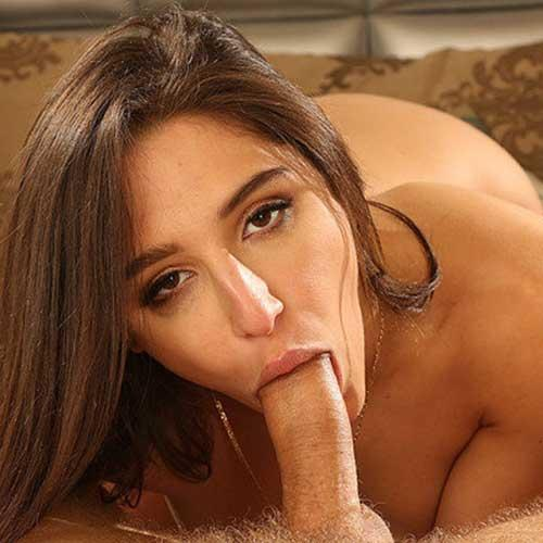 VR Deep Throat From Abella Danger
