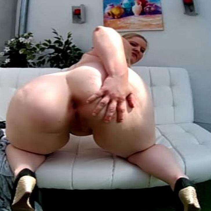 Perfect Blonde Babe Solo