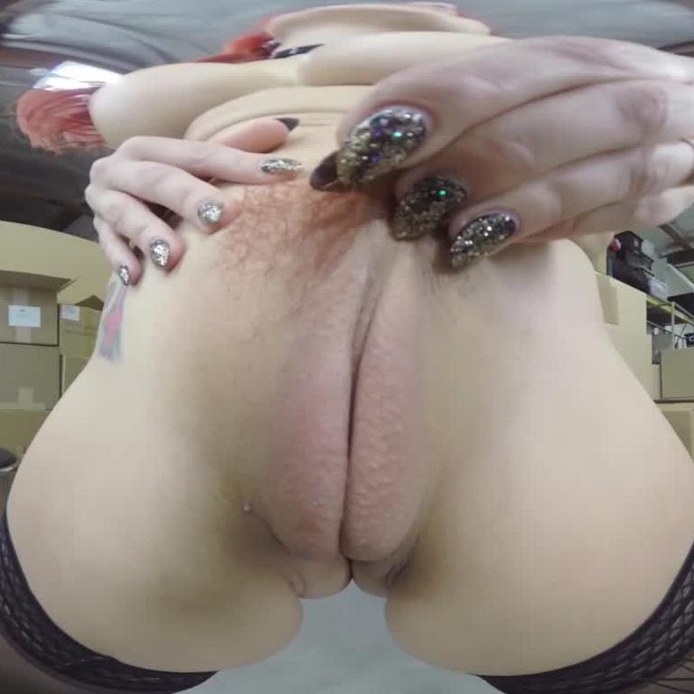 Redhead MILF Forces Creampie