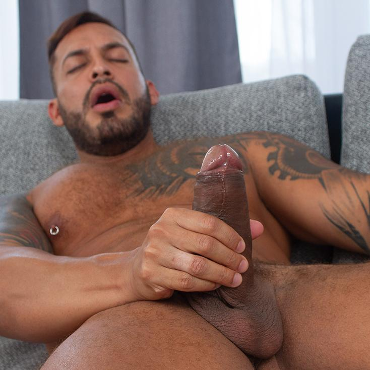 Solo gay big dick photo