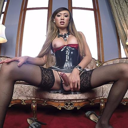 Venus Lux Requires Your Submission