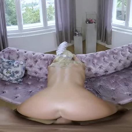 Cabaret Creampie for Cosplay VR Porn