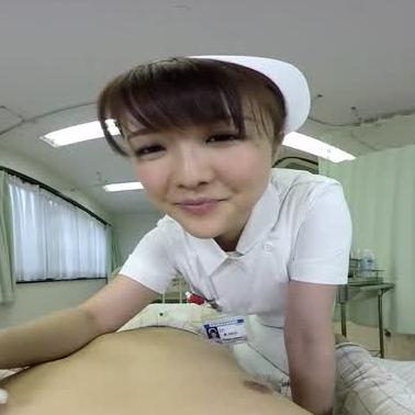Japanese Nurse with F-Cup Tits
