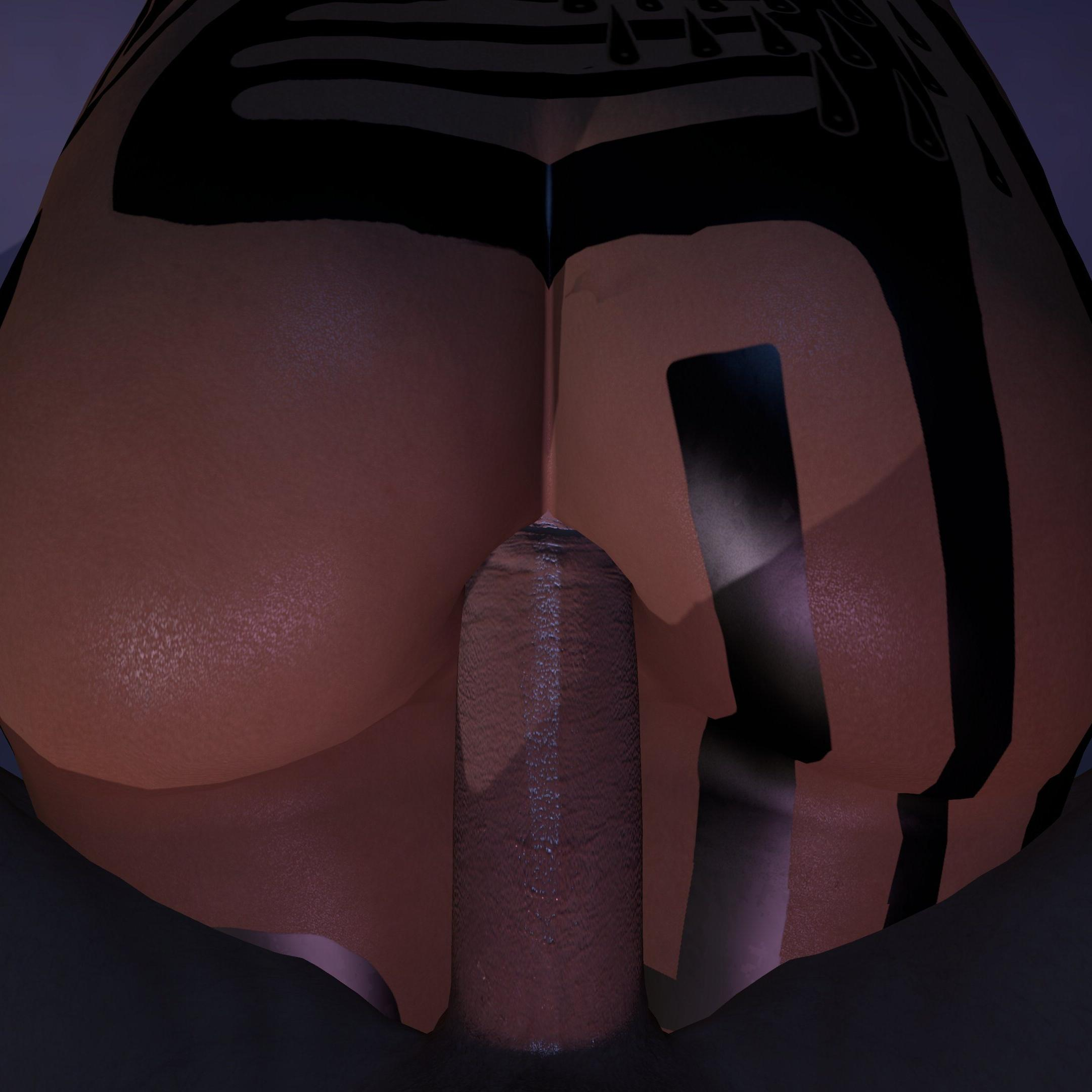 Mass Effect anaali porno