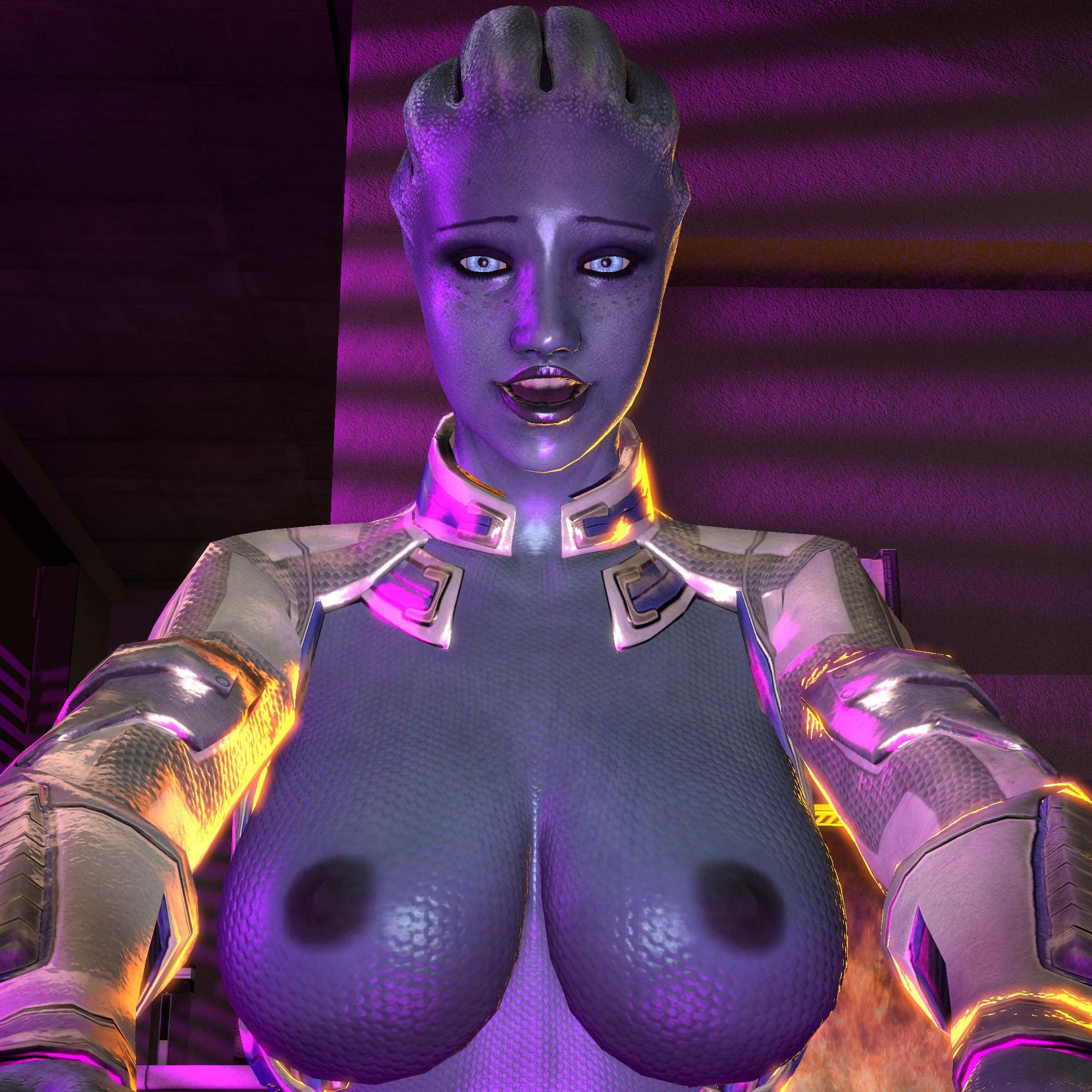 Liara Tsoni Gives You A Lapdance